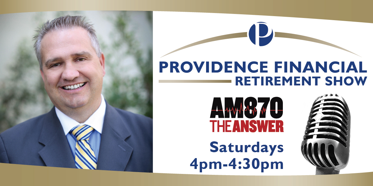 Providence Financial Retirement Show